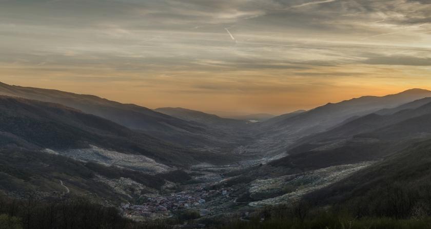 Panorama_Valle del Jerte