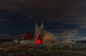 Nocturna en Recópolis