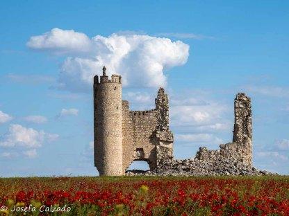 Vista Castillo de Caudilla