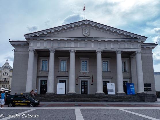 Ayuntamiento de Vilnius