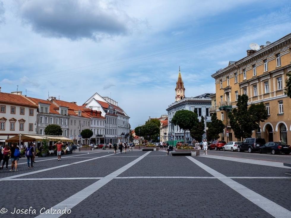 Plaza del Ayuntamiento, Vilnius