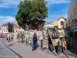 Mercado de artesania