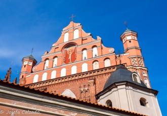 Detalle iglesia de los Bernardinos