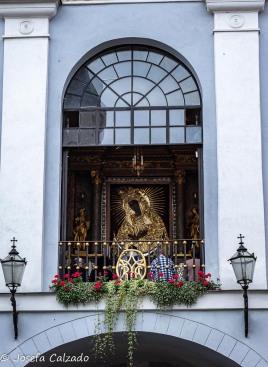 Bendita Virgen María, Madre de la Misericordia