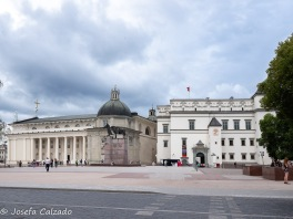 Palacio del Gran Duque y Catedral