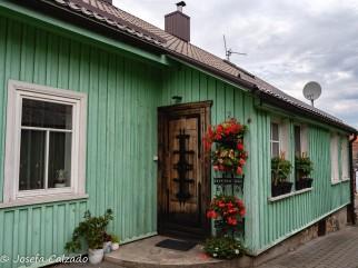 Detalle casa caraítas