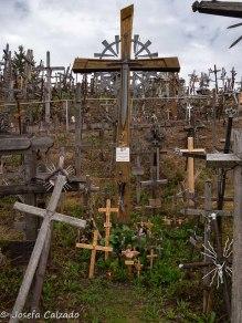 Detalle de cruces