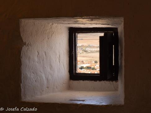 Desde la ventanna