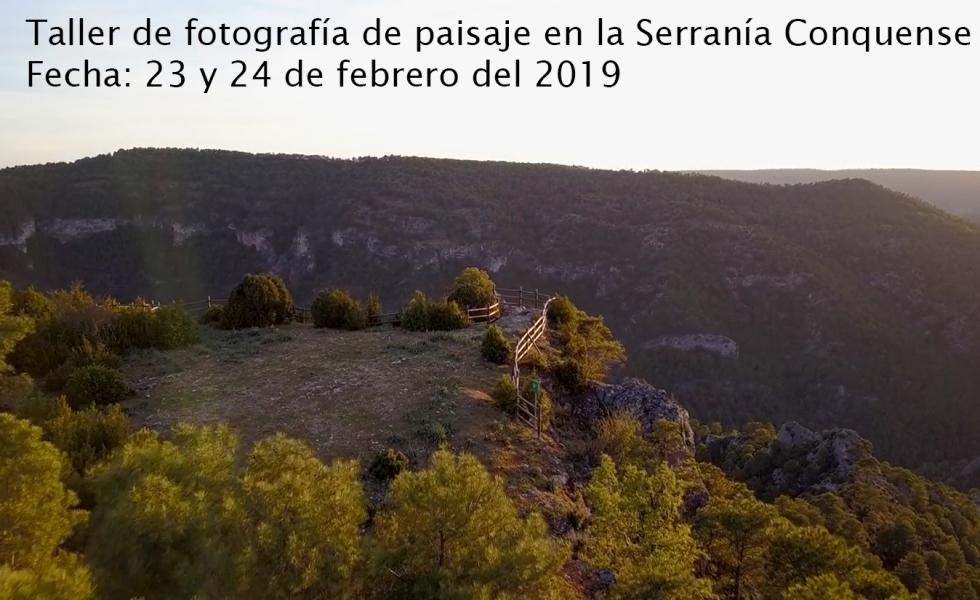 Taller de fotografía de paisaje