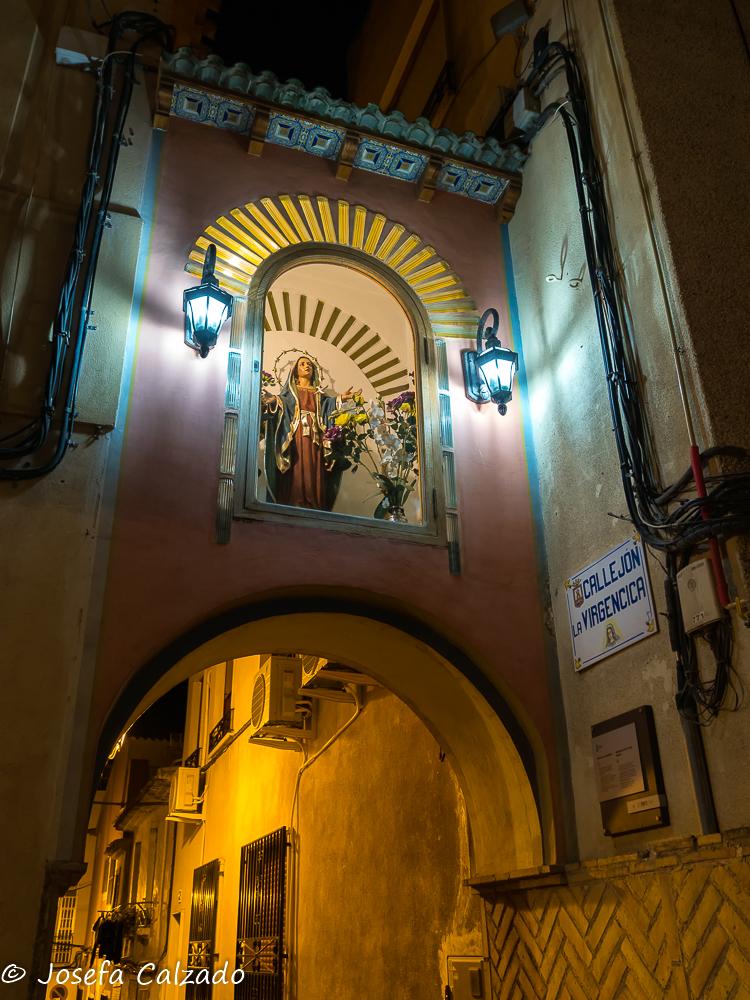Callejón de la Virgencica