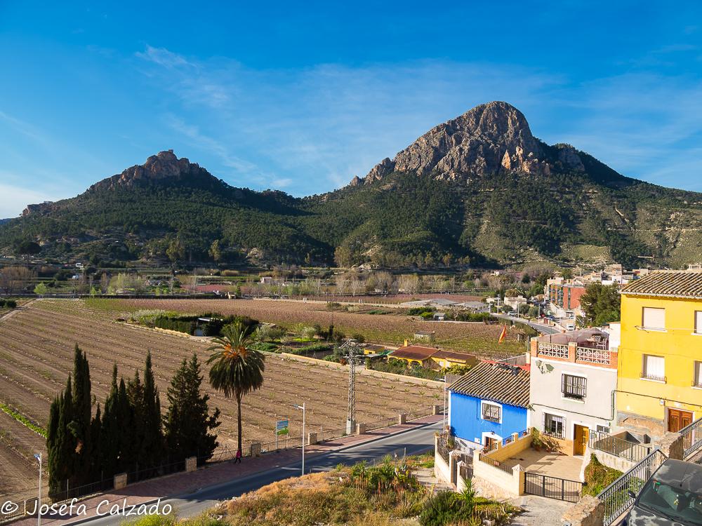 Atalaya y Castillo de Cieza
