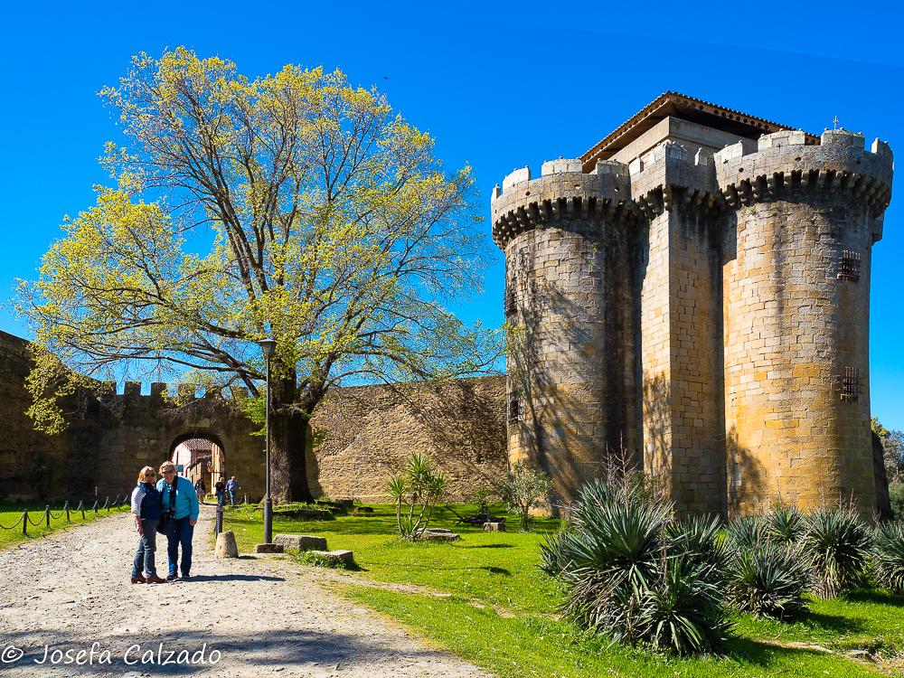 La torre y la muralla