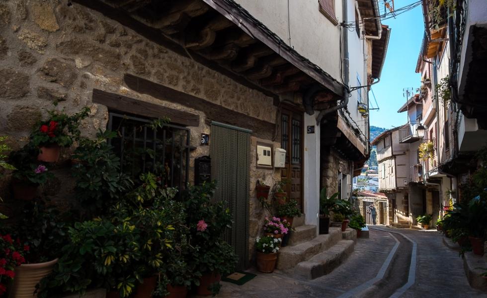 La calle mas bonita