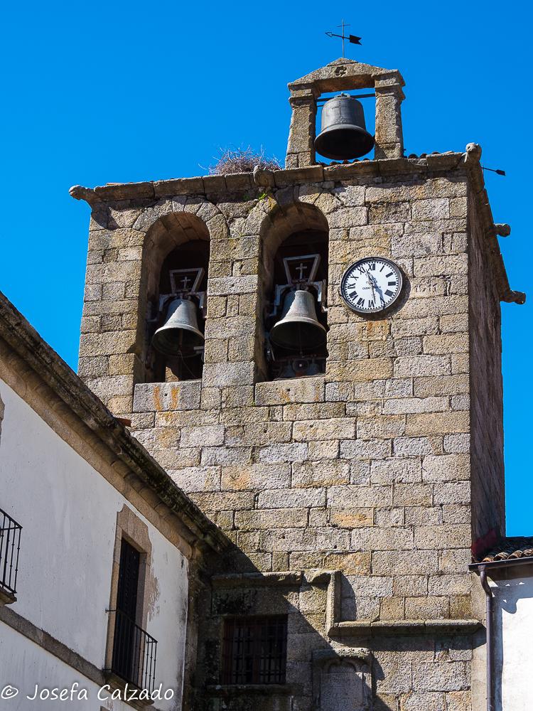 Detalle de la Torre Campanario