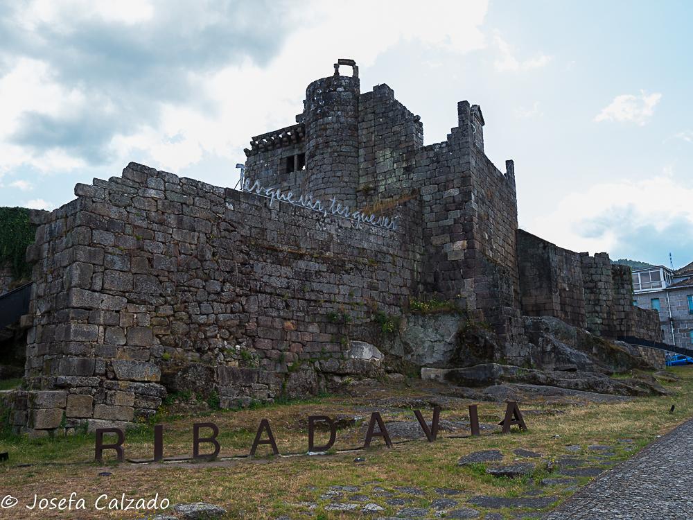 Castillo de Ribadavía