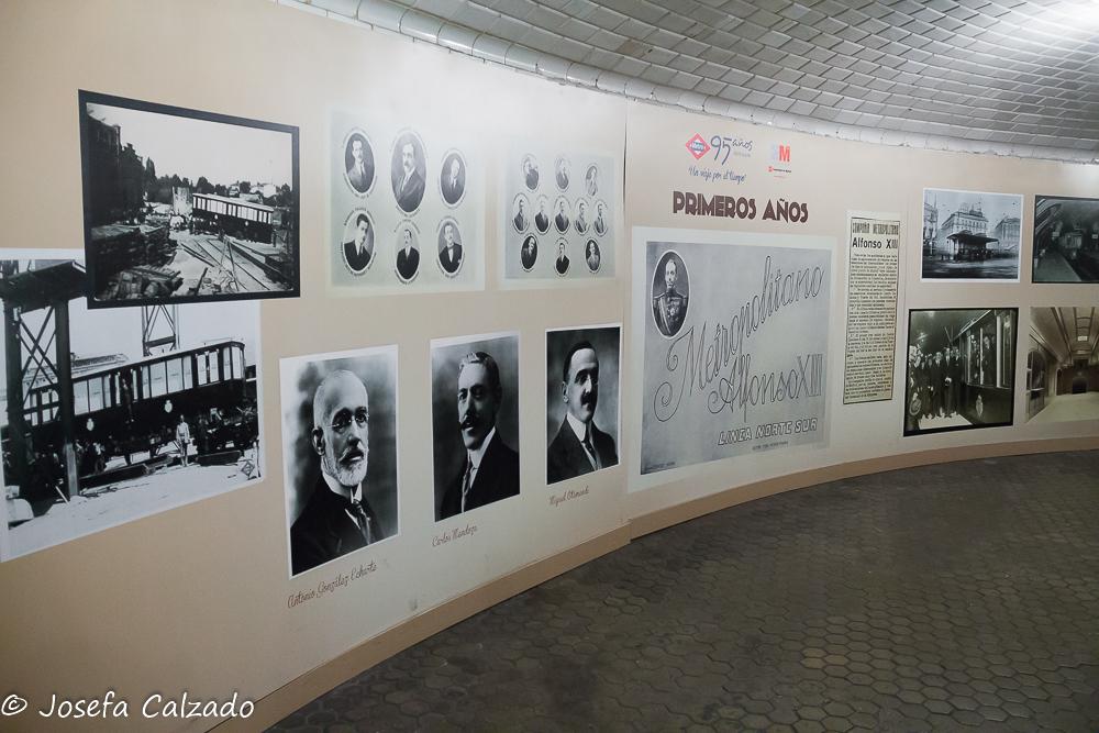 Exposición 95 años