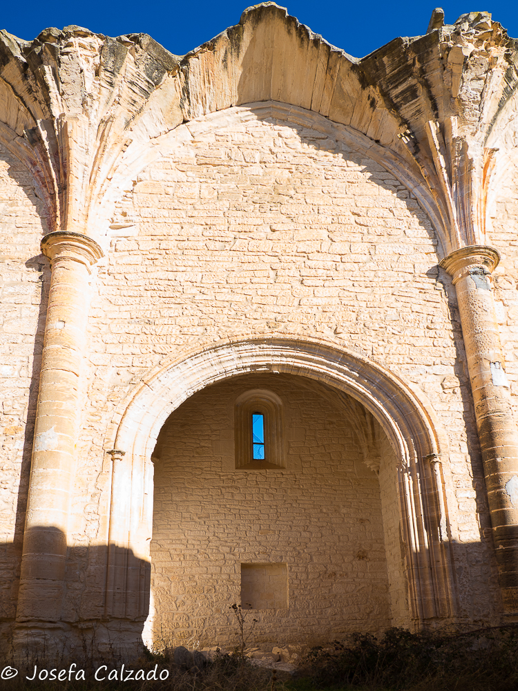 Interior Convento del Rosal