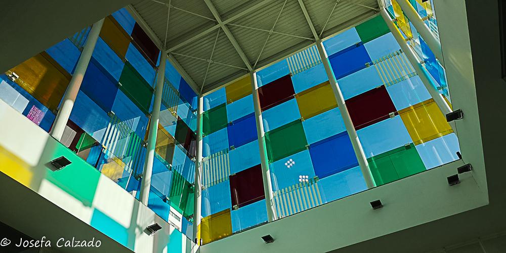 Interior de El Cubo