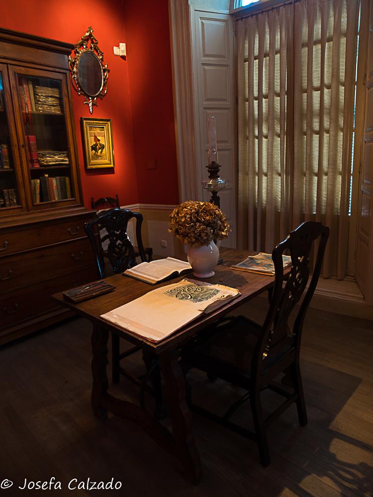 Despacho de Pablo Ruiz Picasso