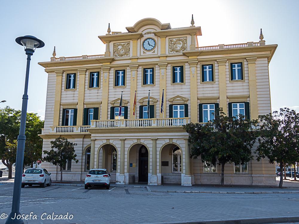 Sede Autoridad Portuaria de Málaga