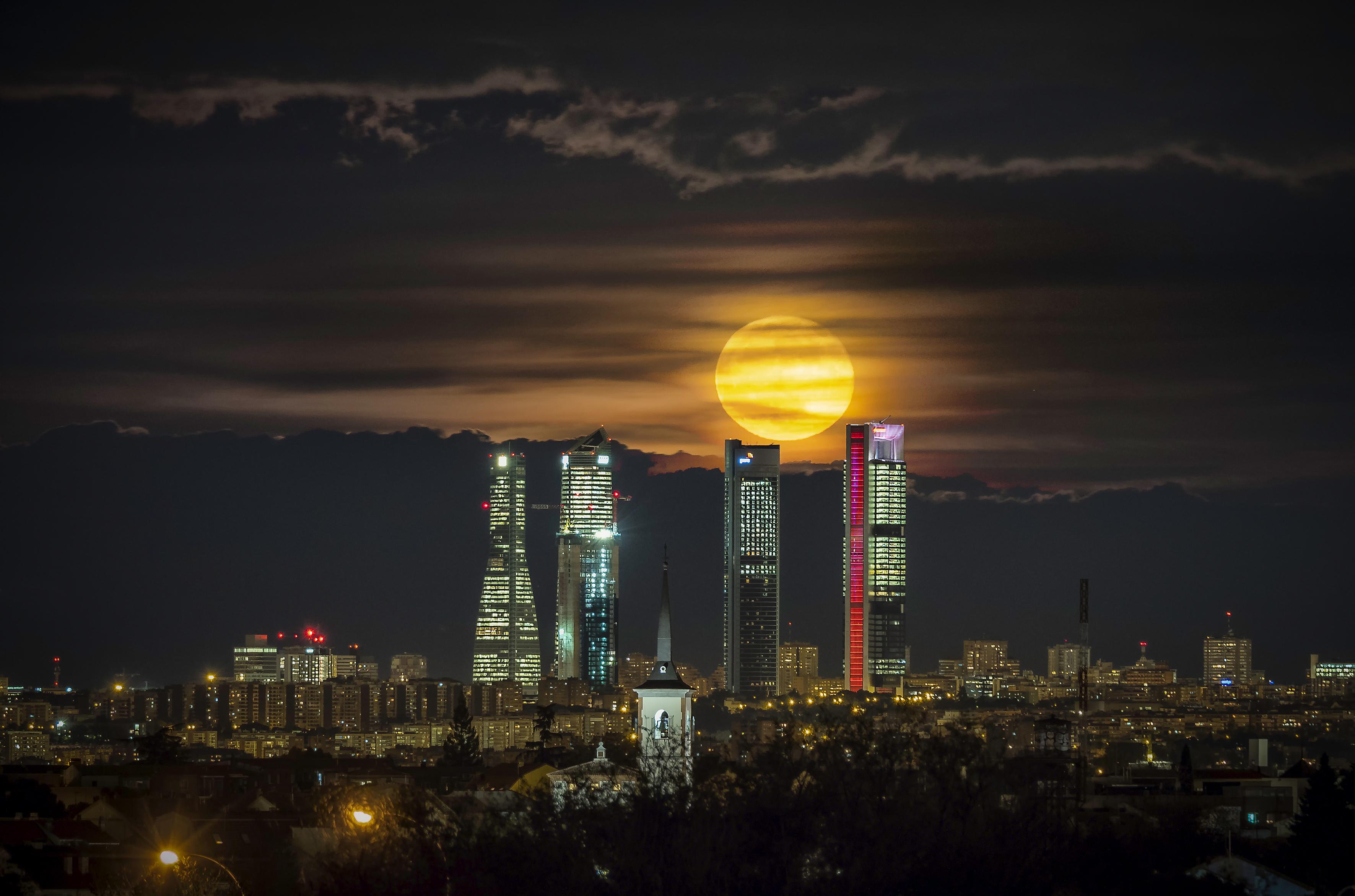 Sobre las torres