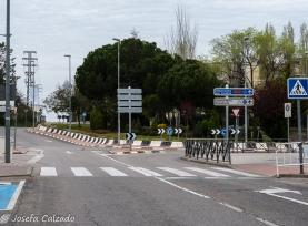 Calle María Teresa León