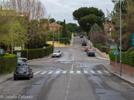Calle María Auxiliadora