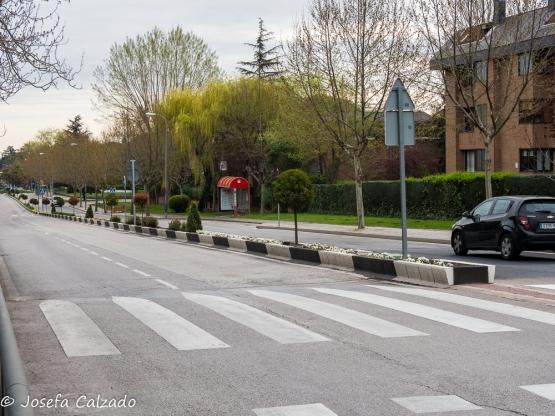 Carretera del Plantio