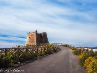 Subida a la Torre Vigía Mesa Roldán
