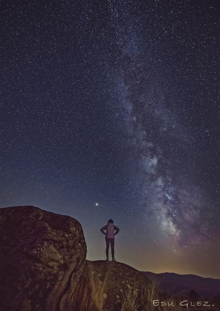 El vigilante de la Vía Láctea