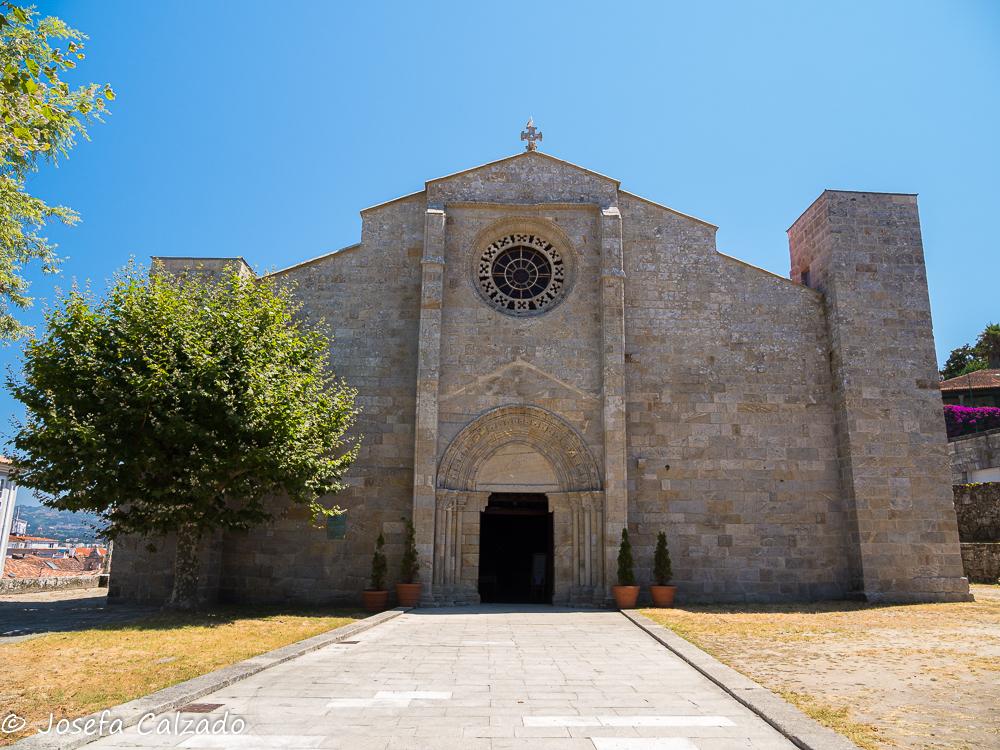 Iglesia de Santa María de Baiona