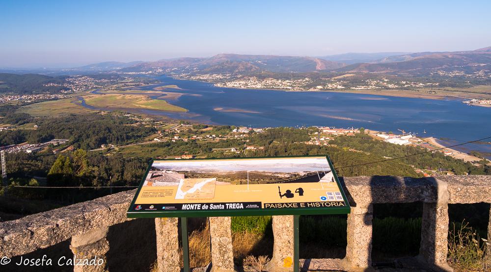 Mirador Monte de Santa Tegra