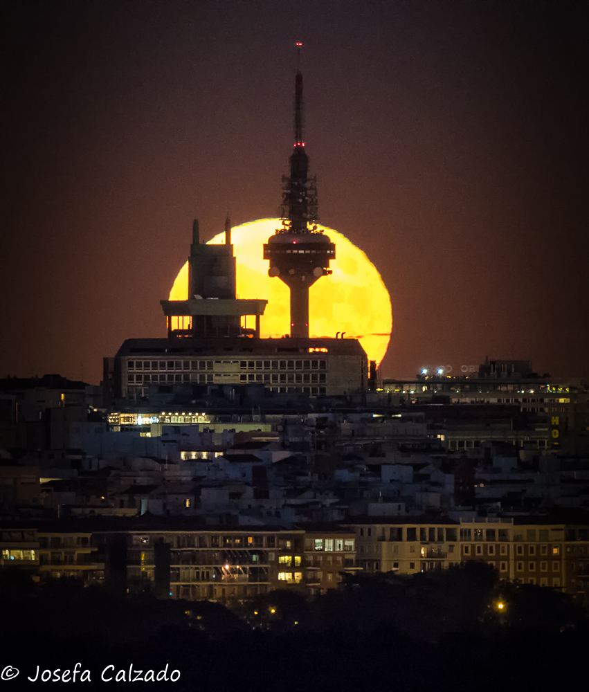 Luna llena de septiembre