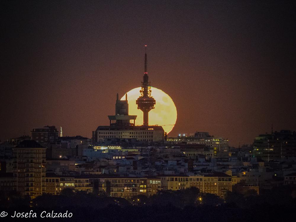 Luna llena de septiembre II