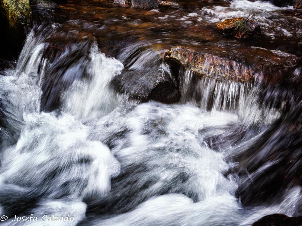 La fuerza del agua