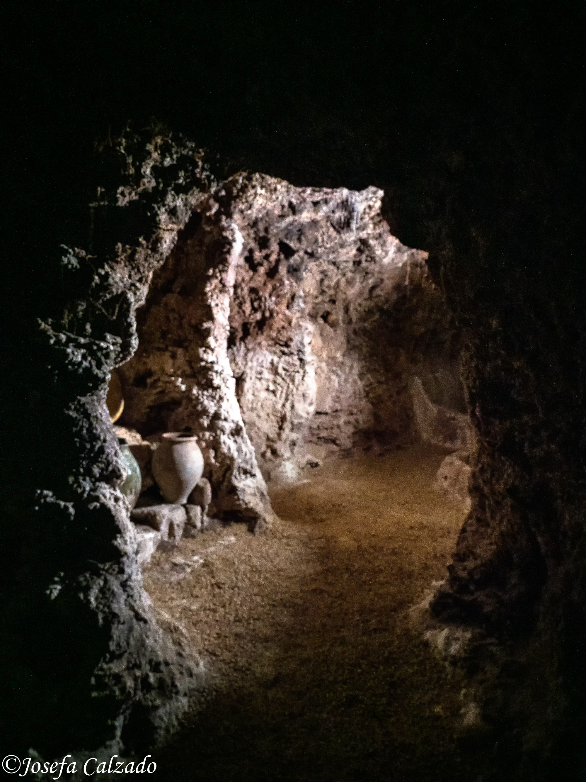 Cueva de Toba
